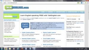 Výuka angličtiny online zdarma