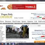 zprávy v angličtině - Prague Daily Monitor